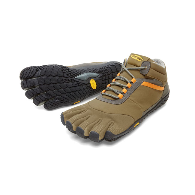 Cheap Vibram FiveFingers TREK ASCENT INSULATED Tan / Grey / Black Men Online