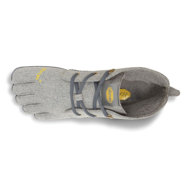 Cheap Vibram FiveFingers CVT-WOOL Grey Men Online