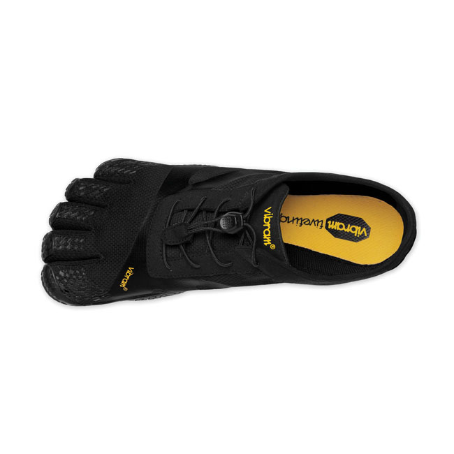 Cheap Vibram FiveFingers KSO EVO Black Men Online