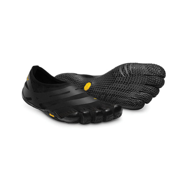 Men Vibram FiveFingers EL-X Black Outlet Online