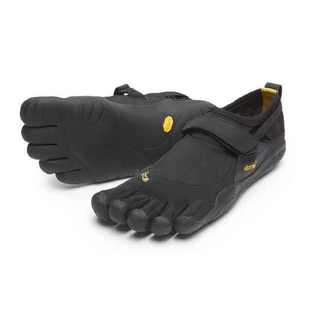 Cheap Vibram FiveFingers KSO Black / Black Men Online