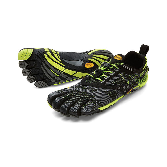 Cheap Vibram FiveFingers KMD EVO Black / Yellow Men Online