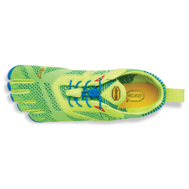 Cheap Vibram FiveFingers KMD EVO Yellow / Blue / Red Men Online