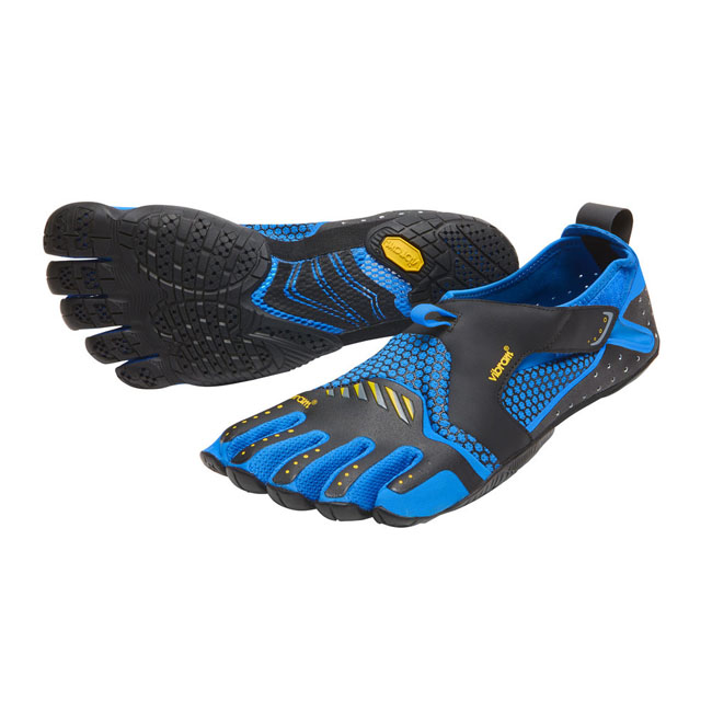 Men Vibram FiveFingers SIGNA - MEN'S Blue / Black Outlet Online