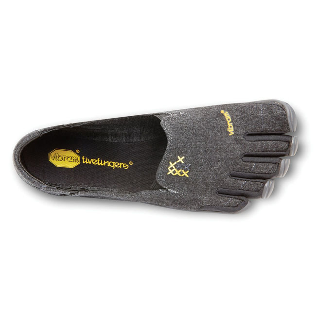 Women Vibram FiveFingers CVT-HEMP Black Outlet Online