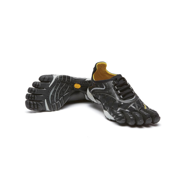 Cheap Vibram FiveFingers VYBRID SNEAK Black / Grey Women Online
