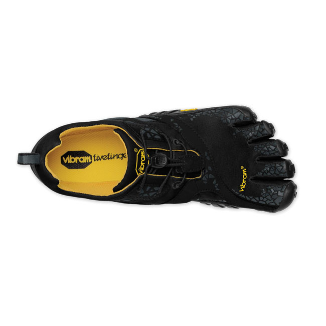 Women Vibram FiveFingers SPYRIDON MR Black / Grey Outlet Online