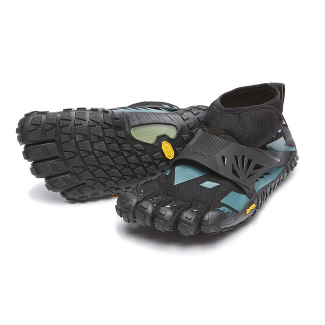 Cheap Vibram FiveFingers SPYRIDON MR ELITE Black / Blue Women Online