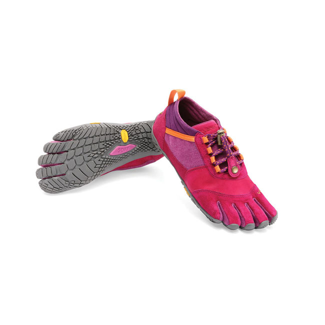 Cheap Vibram FiveFingers TREK ASCENT LR Pink / Grey / Orange Women Online