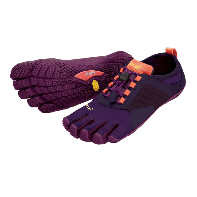 Women Vibram FiveFingers TREK ASCENT Nightshade Outlet Online