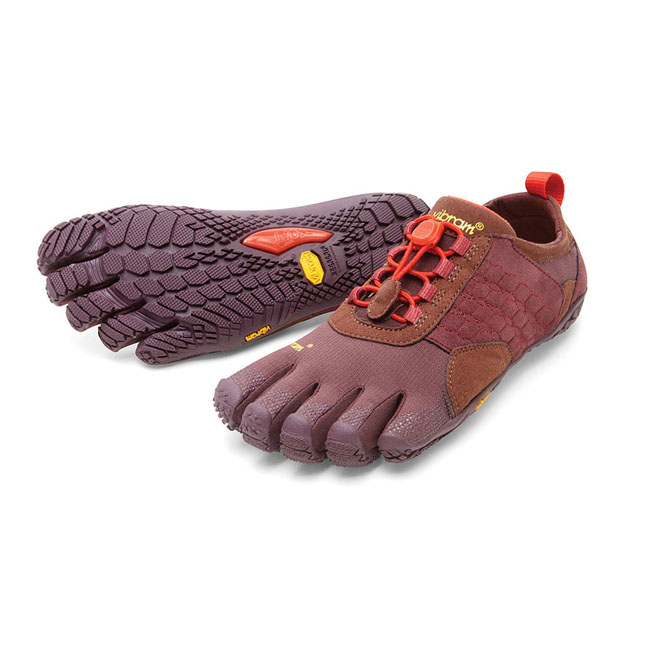 Cheap Vibram FiveFingers TREK ASCENT Grape / Red Women Online
