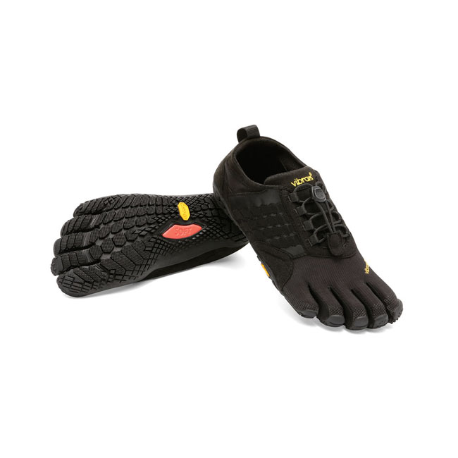 Women Vibram FiveFingers TREK ASCENT Black Outlet Online