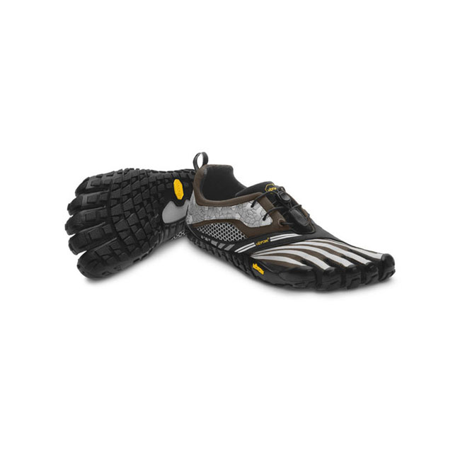 Women Vibram FiveFingers SPYRIDON LS Military Green / Grey / Black Outlet Online