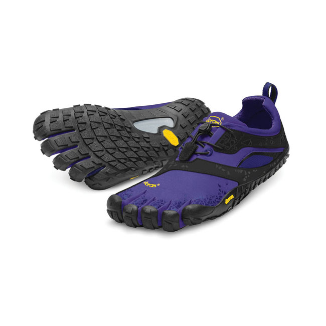 Women Vibram FiveFingers SPYRIDON MR Purple / Black Outlet Online