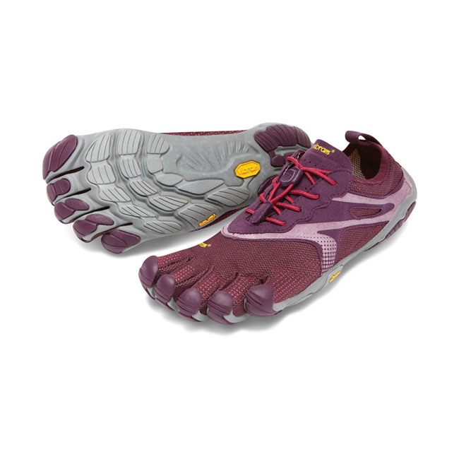 best authentic 20986 ab552 Cheap Vibram FiveFingers BIKILA EVO Purple   Grey Women Online