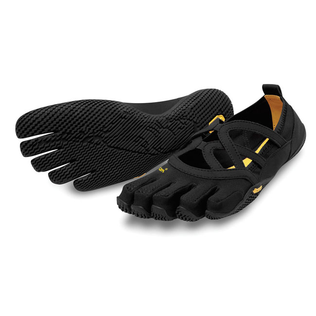 Women Vibram FiveFingers ALITZA LOOP Black Outlet Online
