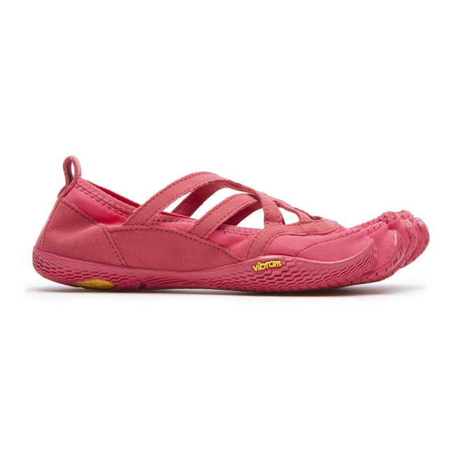 Cheap Vibram FiveFingers ALITZA LOOP Dark Pink Women Online