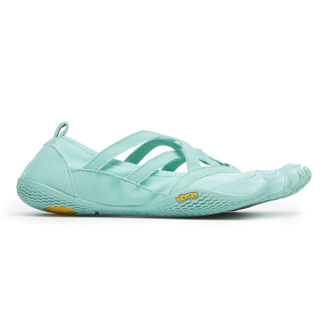 Women Vibram FiveFingers ALITZA LOOP Mint Outlet Online