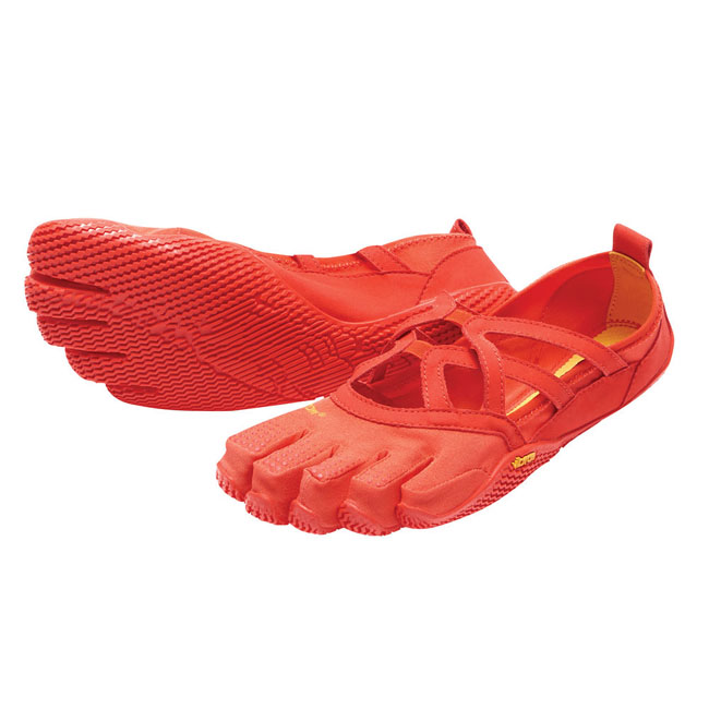 Women Vibram FiveFingers ALITZA LOOP Burnt Orange Outlet Online
