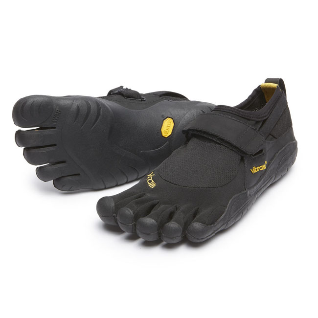 Vibram FiveFingers Women KSO Black / Black On Sale