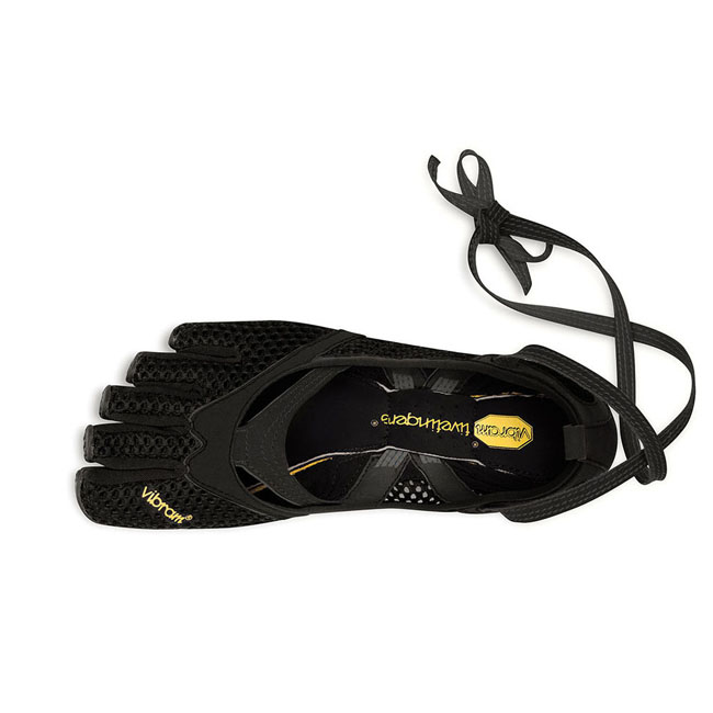 Women Vibram FiveFingers ALITZA BREATHE Black Outlet Online