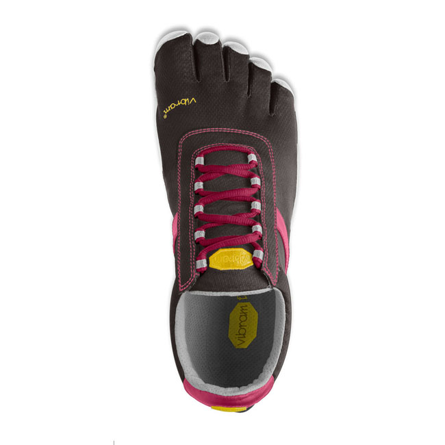 Cheap Vibram FiveFingers SPEED XC Black / Rose / White Women Online