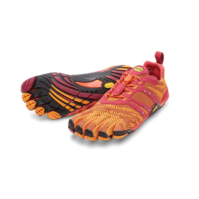 Cheap Vibram FiveFingers KMD EVO Red / Orange / Black Women Online