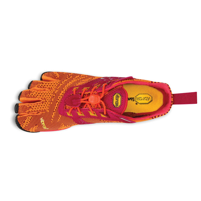 Women Vibram FiveFingers KMD EVO Red / Orange / Black Outlet Online