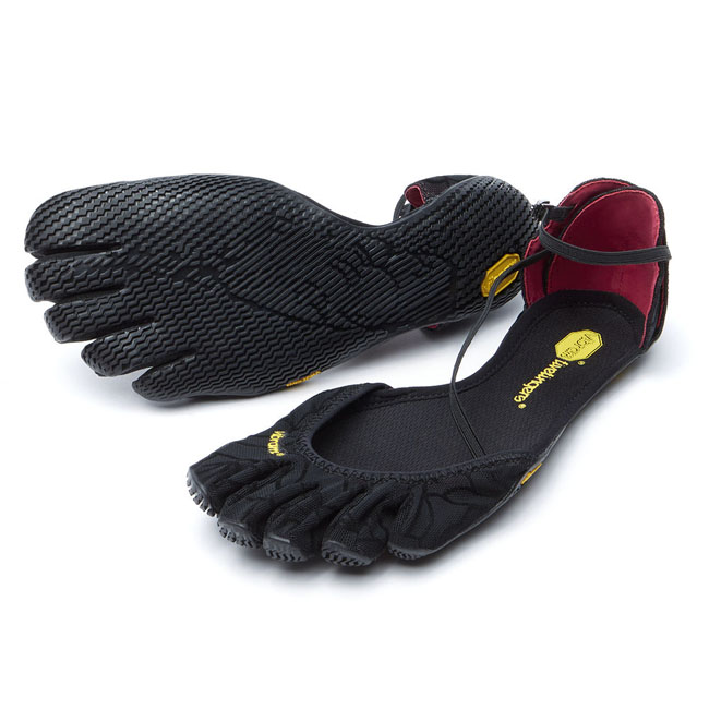 Vibram FiveFingers Women VI-S Black On Sale