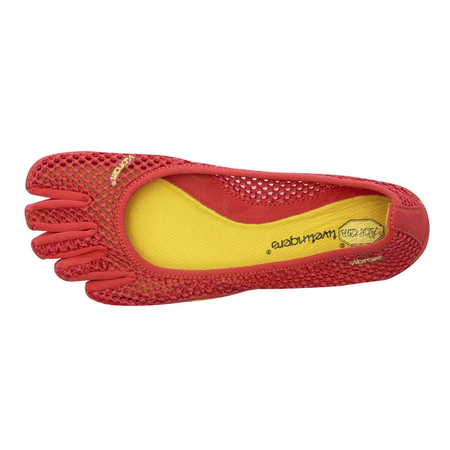 Women Vibram FiveFingers VI-B Burnt Orange Outlet Online