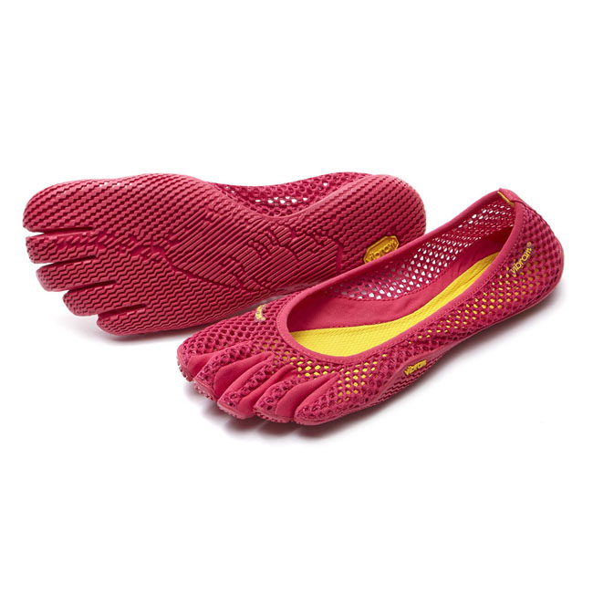 Vibram FiveFingers Women VI-B Dark Pink On Sale