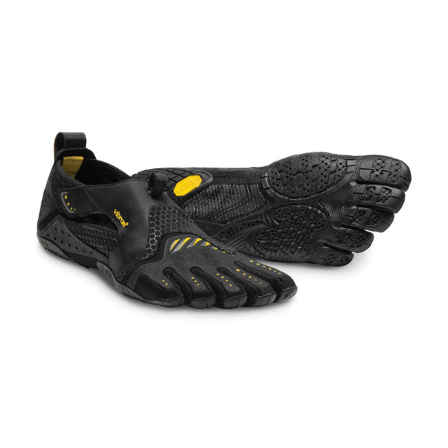 Women Vibram FiveFingers SIGNA - WOMEN'S Black / Yellow Outlet Online