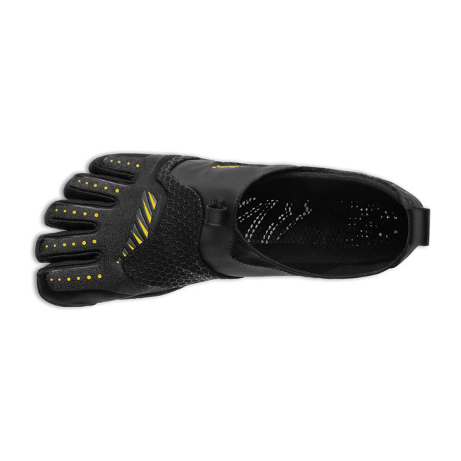 Women Vibram FiveFingers SIGNA - WOMEN\'S Black / Yellow Outlet Online