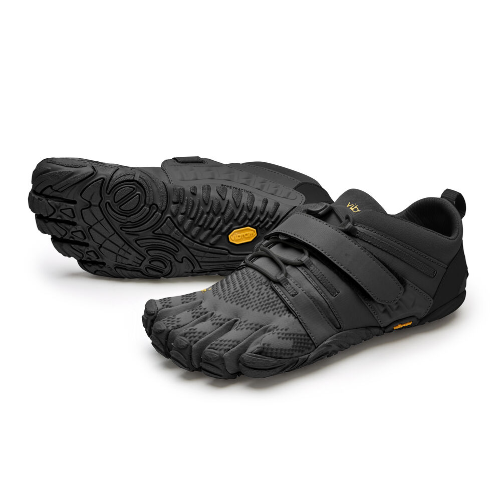 Vibram Fivefingers V-TRAIN 2.0 WOMEN'S Black / Black Outlet Online