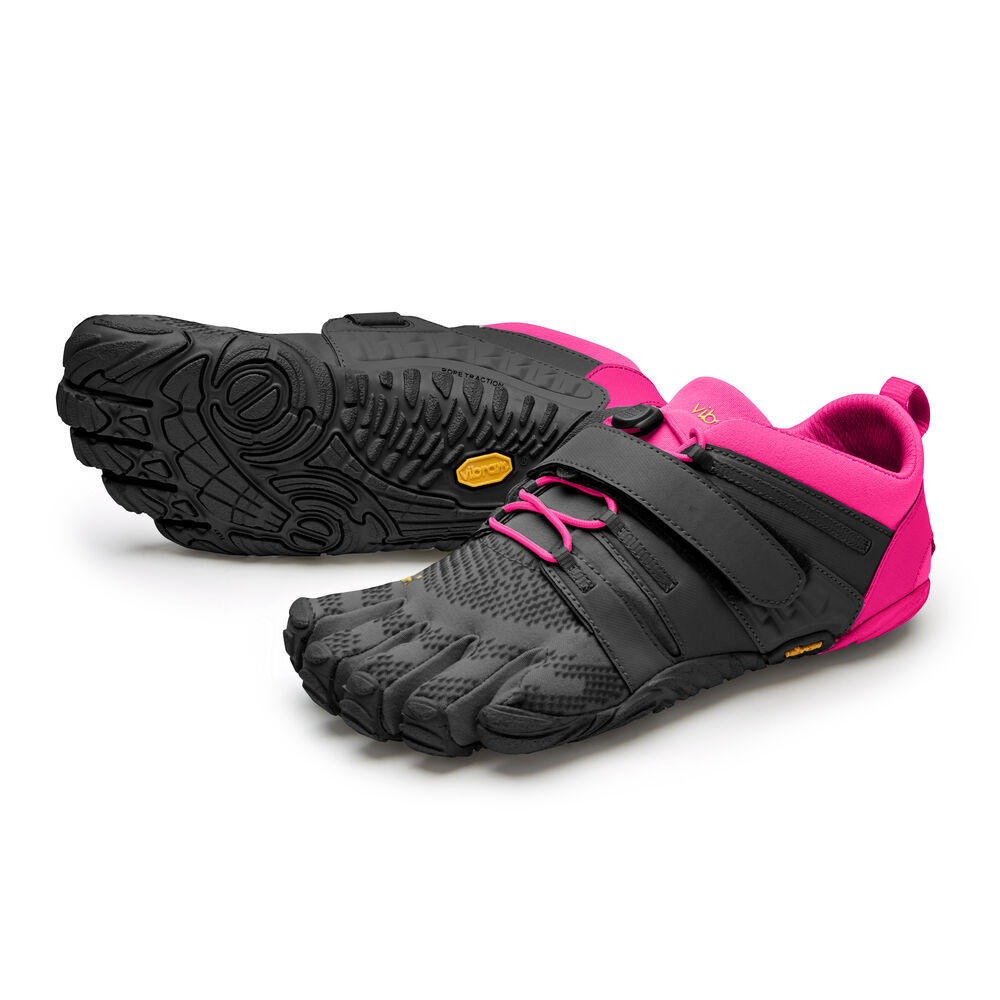 Vibram Fivefingers V-TRAIN 2.0 WOMEN'S Black / Pink Outlet Online